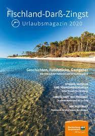 Lutz Kã Chenzeile Urlaubsmagazin Fischland Darß Zingst 2020 By