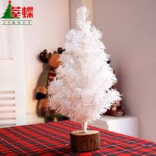 Get Quotations Xin Skipperling Desktop Christmas Tree Ornaments White Mini Decorations Gifts