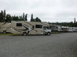Klondike RV Park Cottages