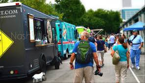 100 Food Trucks In Nashville Shade Parade Walkgreenhills Pedestrian Paradise THIS SUNDAY