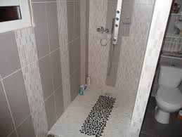 river rock shower floor reviews problems tile is to clean