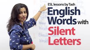 English Words With Silent Letters Free English Lesson YouTube