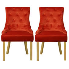 Set Of 2 Velvet Dining Chairs Burnt Orange Home Furniture ... Designer Orange Fabric Upholstered Midcentury Eames Style Accent Ding Chairs Kitchen Ikea Gallery Burnt Leather Living Room Fniture Buildsimplehome Nyekoncept 16020077 Harvey Eiffel Chair In On Martha Set Of 2 Urban Ladder Burnt Orange Jeggings Bright Lights Big Color Woven Wisteria Blackhealthclub Leighton Pair Stud Chenille Effect Black Legs Lincoln Amish Direct Ujqiangsite Page 68 Contempory Ding Chairs Chair