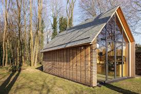 100 Small Contemporary Homes Modern Country Cottage With Wooden Shutters In The