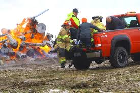 100 Taylor And Martin Truck Auctions Volunteer Firefighters And Community Howard Medics Rescue Man