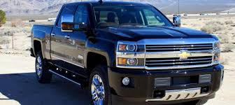 100 Chevy Truck Gas Mileage 2020 Silverado High Country Specification