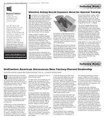 September 2014 By Material Handling Network - Issuu New England Recycling Center 866nercans Need A Forklift Fast Class 38 Truck Sales Graphs October 2017 Trailerbody Builders Homepage Griffin Industrial Realty Visit Our Outdoor Displays Silica Inc Versatile Personnel Carriers Cadian Military Pattern Truck Wikipedia Lumber Cooperator Janfebruary Extended Advantage Used Isuzu Fuso Ud Cabover Commercial Mercedesbenz Trucks Pictures Videos Of All Models Out Road Driverless Vehicles Are Replacing The Trucker