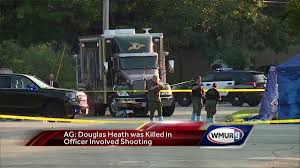 100 Rochester Truck Nh AG Wanted Suspect Killed In Officerinvolved Shooting In