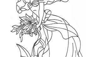 Related Gallery Of The Disney Princess Ariel And Eric Coloring Pages 478830