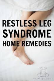 Soap In Bed For Leg Cramps by Restless Leg Syndrome Home Remedies