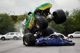 Monster Trucks Roar Into Bradford | Bradford Telegraph And Argus Videos Of Monster Trucks Crashing Best Image Truck Kusaboshicom Judge Says Fine Not Enough Sends Driver In Fatal Crash To Jail Crash Kids Stunt Video Kyiv Ukraine September 29 2013 Show Giant Cars Monstersuv Jam World Finals 17 Wiki Fandom Powered Malicious Tour Coming Terrace This Summer Show Clip 41694712 Compilation From 2017 Nrg Houston Famous Grave Digger Crashes After Failed Backflip Of Accidents Crashes Jumps Backflips Jumps Accident