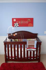 How To: Vintage Sports Nursery - Mohawk Homescapes | Mohawk Homescapes Red Barn Nursery Inc Whosale Florist Nicholasville Ky 40356 268 Best Gift Shop At The Chattanooga Images On Baby Girl Ideas Pinterest Inside Myrtle Creek Garden Bloom Cafe Farmhouse Gift Shop And John Deere Nursery Quattro Deere Pink And Brown Decor Pmylibraryorg Functional Trendy Boys Jennifer Jones Hgtv Richards Center City Drug Bust All On Georgia Walker County 369 Pottery Outlet Tn In Tennessee Vacation Decorating Delightful Picture Of Bedroom