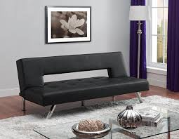 Balkarp Sofa Bed Cover by Amazon Com Dhp Camilla Futon Black Kitchen U0026 Dining