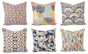 Decorative Lumbar Pillows For Bed by Decorative Lumbar Pillow Il Fullxfull 1069270124 Op28 Orange