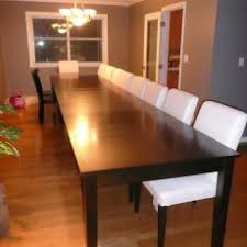 Sumptuous Design Ideas Dining Room Table Extension Slides Extends To 16 Feet With Osborne