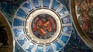 Jose Clemente Orozco Murales Hospicio Cabaas by Exploring Guadalajara City Mexico Culture Food Arts Travel