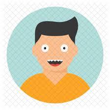 Laughing Man Icon