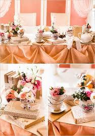 Wedding Theme Peach Wedding Decoration Ideas