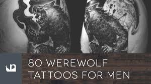 80 Werewolf Tattoos For Men