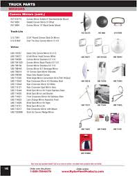 100 Truck Lite Cross Reference TRUCK PARTS MIRRORS Convex Mirrors Grote PDF
