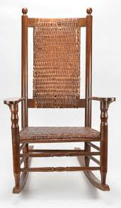 John F. Kennedy's Rocking Chair From The Carlyle