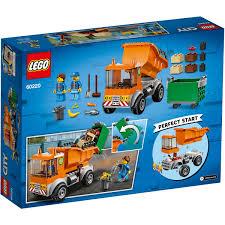 100 Lego City Tanker Truck LEGO Garbage 60220 BIG W