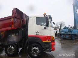 100 One Ton Dump Truck For Sale Used Hino 700 Dump S Year 2008 Price US 15826 For Sale