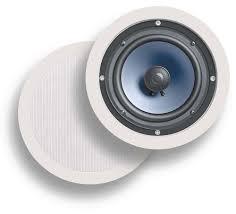 Sonance In Ceiling Speakers by Polk Audio Rc60i In Ceiling Speakers At Crutchfield Com