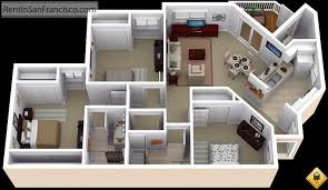 beautiful looking 3 bedroom apt for rent bedroom ideas