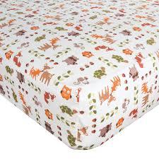 Woodland Crib Bedding Sets by Amazon Com Woodland Tales 4 Piece Baby Crib Bedding Set By Lambs