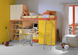 Desk Bunk Bed Combo loft beds with desks underneath 30 design ideas with enigmatic touch