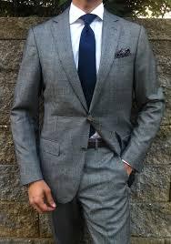 New Suit Tuesday Ermenegildo Zegna milano cut