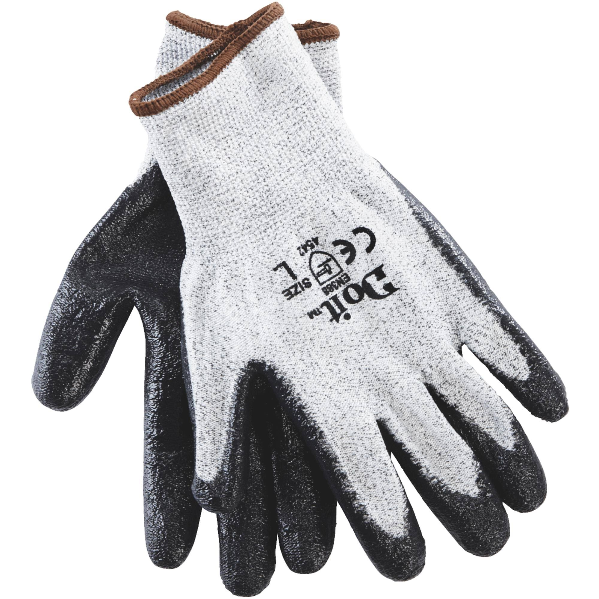 Do It Best Cut Resistant Nitrile Coated Gloves