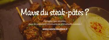 cuisiner 騁udiant cuisine etudiant community