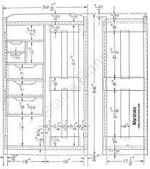 22 elegant wardrobe cabinet design woodworking plans egorlin com