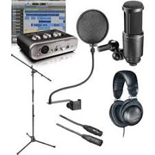 Home Recording Starter Kit