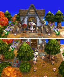 Heres A Full Tour Of The Inside And Outside My Secondary Characters House Her Name Is Rosehip Shes Witch Situated In Middle