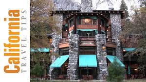 Ahwahnee Dining Room Wine List by Ahwahnee Hotel Yosemite Lodging Youtube