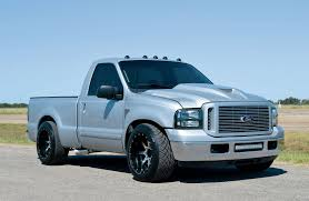 2001 Ford F-250 - Sports Car Killer
