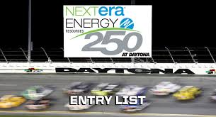 100 Nascar Truck Race Results NextEra Energy 250 Entry List Gander Outdoors Series MRN