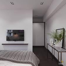 Interior Design Of 2 Bedroom The Vista Apartment District 2