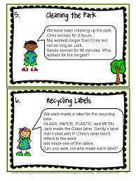 Halloween Brain Teasers Math by Fun Games 4 Learning Earth Day Math Fun