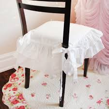 CHAIR COVER Chair Covers And Sashes Blue French Slipcovers Cedar Hill Farmhouse Ding Room Also Chair Ottoman Slipcovers Spandex Stretch Elastic Cloth Ruffled Washable White Oversized Best Home Decoration Country Linen Seat Cover With Ruffle Decor Slipcover For Parson Chairs Create Awesome Junk Chic Cottage Happy Sundayahaaa This Is Exactly The Slip By Paulaanderika On Etsy 9000 100 Ruched Fashion Embossed Spandex Ruffled Covers Buckle Wedding
