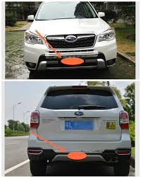 Forester BUMPER GUARD ( Front+Rear ) ISO9001 High Quality Auto ... Bumper Guard Frontrear Iso9001 High Quality Stainless Steel Grille Guard Ranch Hand Truck Accsories Front Runner Bumper Ss Aobeauty Vanguard Body Accents Automotive Specialty Inc 52017 F150 Fab Fours Premium Winch W Full Jeep Renegade Guards Kevinsoffroadcom Overland Vengeance No 72018 Ford Super Guard Thumper Ultimate Shock Absorbing Fxible Sprinter Van Exguard Parts And Service Dee Zee Free Shipping Price Match Guarantee