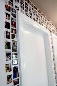 DIY Photo Collage Instax Wall