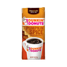 Keurig Pumpkin Spice Coffee Nutrition by Coffees Dunkin U0027 At Home Coffees