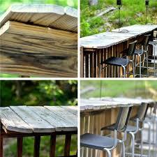 Patio Bar Design Ideas by Outdoor Bar Ideas Diy Home Decor Inspirations