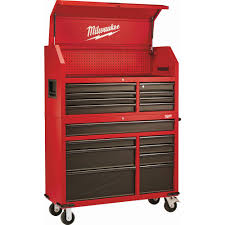 Milwaukee 46 In. 16-Drawer Tool Chest And Rolling Cabinet Set ... Tool Chest And Cabinet Mclarenblog Garage Boxes Resized Shows The Metal Lovely Cheap Super Storage Kincrome Australia Sliding Box Find Deals On Line At Black Truck Roller Fanti Blog Extreme Tool Box Plastic Best 3 Options Home Depot Talking Belt Shop Chests Lowescom Page F Forum Community Rhfforumcom Drawers Luxurious Socket Snapon Vs Harbor Freight Boxes Youtube