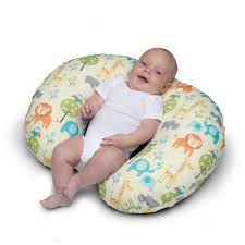 Boppy Baby Chair Vs Bumbo by Original Boppy Nursing Pillow And Positioner Peaceful Jungle