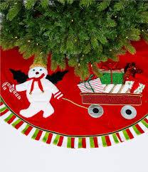 72 Inch Gold Christmas Tree Skirt by Holiday U0026 Christmas Tree Skirts Dillards